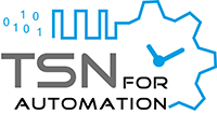 TSN for Automation Retina Logo